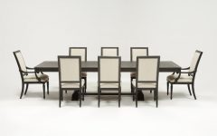 Chapleau Ii 9 Piece Extension Dining Tables With Side Chairs
