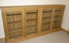 Long Bookcases