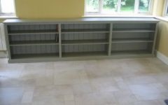 Long Low Bookcases
