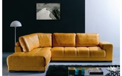 Gold Sectional Sofas