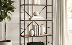Macon Etagere Bookcases