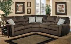 Microsuede Sectional Sofas