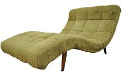 Mid Century Modern Chaise Lounges