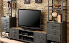 Industrial Style Tv Stands
