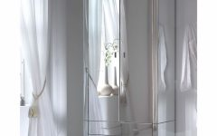 Romano Mirrored Wardrobes