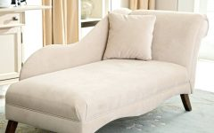 Upholstered Chaise Lounge Chairs