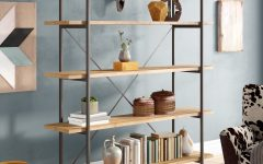Caitlyn Etagere Bookcases