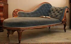Antique Chaise Lounge Chairs