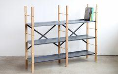 Free Standing Bookshelves