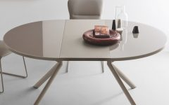 Round Extending Dining Tables
