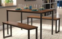 Frida 3 Piece Dining Table Sets