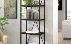 Rocklin Etagere Bookcases
