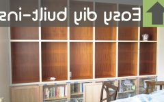 Build Built in Bookcases