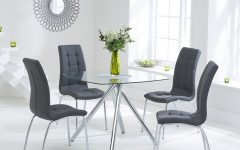 Glass Dining Tables And Chairs
