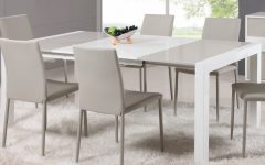 Small Square Extending Dining Tables