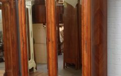 Vintage French Wardrobes