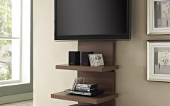 Wood Tv Floor Stands