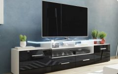 Bromley White Wide Tv Stands
