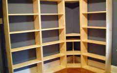 Build Bookcases Wall