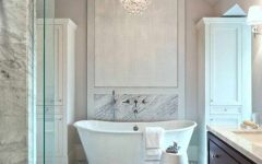 Bathroom Chandelier Lighting