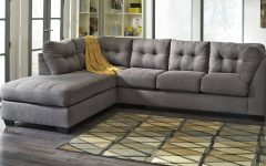 Grey Sectional Sofas With Chaise