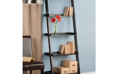 Leaning Shelf Bookcases