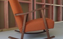 Retro Rocking Chairs