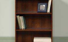 Sauder Beginnings 3 Shelf Bookcases
