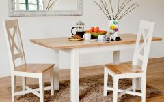 Small Extending Dining Tables and Chairs