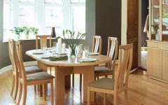 Beech Dining Tables And Chairs