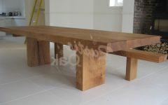 Rustic Oak Dining Tables
