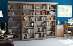 Murphy Bed Bookcases