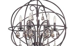 Alden 6-light Globe Chandeliers