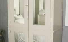 White Wardrobes Armoire
