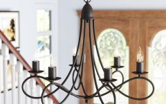 Diaz 6-light Candle Style Chandeliers