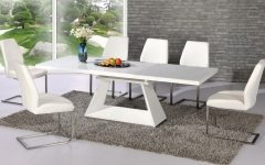 Hi Gloss Dining Tables