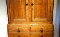 Oak Linen Cupboard
