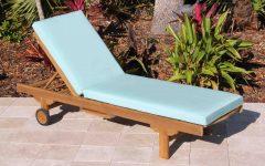 Sunbrella Chaise Cushions