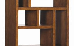 Open Back Bookcases