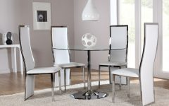 Chrome Dining Room Chairs