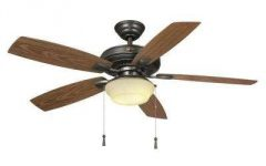 Outdoor Ceiling Fans with Light Globes