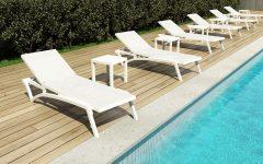 Pool Chaises