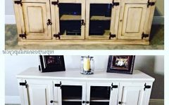Painted Tv Stands