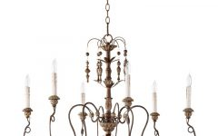 Paladino 6-light Chandeliers