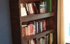 Pallet Bookcases