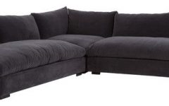 Armless Sectional Sofas