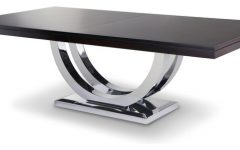 Chrome Dining Tables