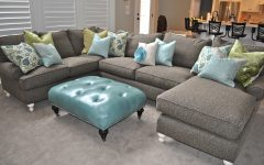 Grey Sectionals with Chaise