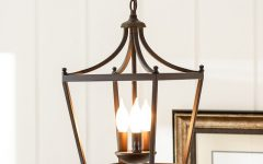 Gabriella 3-light Lantern Chandeliers