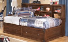 Twin Bed Bookcases